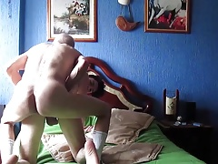 Mature Man Fucks Twink