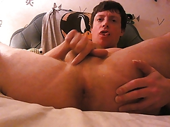 hot close up boy ass fingering cam show