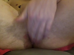 Playing with my Dildo Part 1