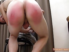 19! Eric's First Spanking Part 2
