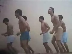 Brazilian boys dancing