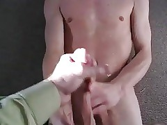 Hung ginger daddy Crotchonfire glazes a smooth twink