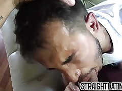 Cock ring Latino slamming tight fresh ass POV style