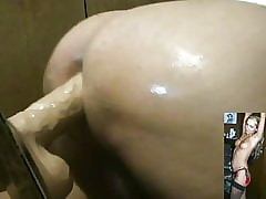 Super anal sex big dildo and boys