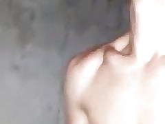 Georgia tbilisi Straight boy Moaning and cumshot