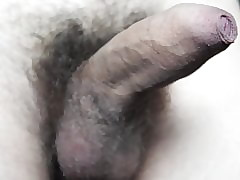 Phimosis Close-Up & Cumshot