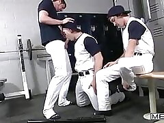 Couch fucks his baseball players