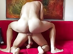 Ethan Chase having a fun time with Nikko Russo