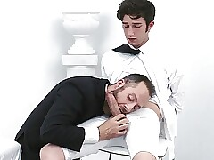 Young Twink Mormon Boy Sex With Priest During Questioning