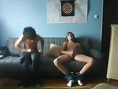 Teens jerking