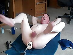 Baby Dick Jeffery Heuett Machine Fucked Unedited