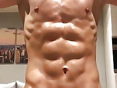 sexy boy ripped abs and big dick