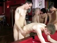 Boys Hot Gangbang