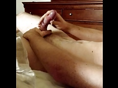 Twink Shoots a Creamy Load