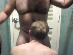Fucked in a Stall by daddy