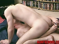 Horny twinks having an awesome time at auntie Bobs place