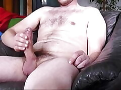 Redneck Teen Cub Squirts like a Real Man